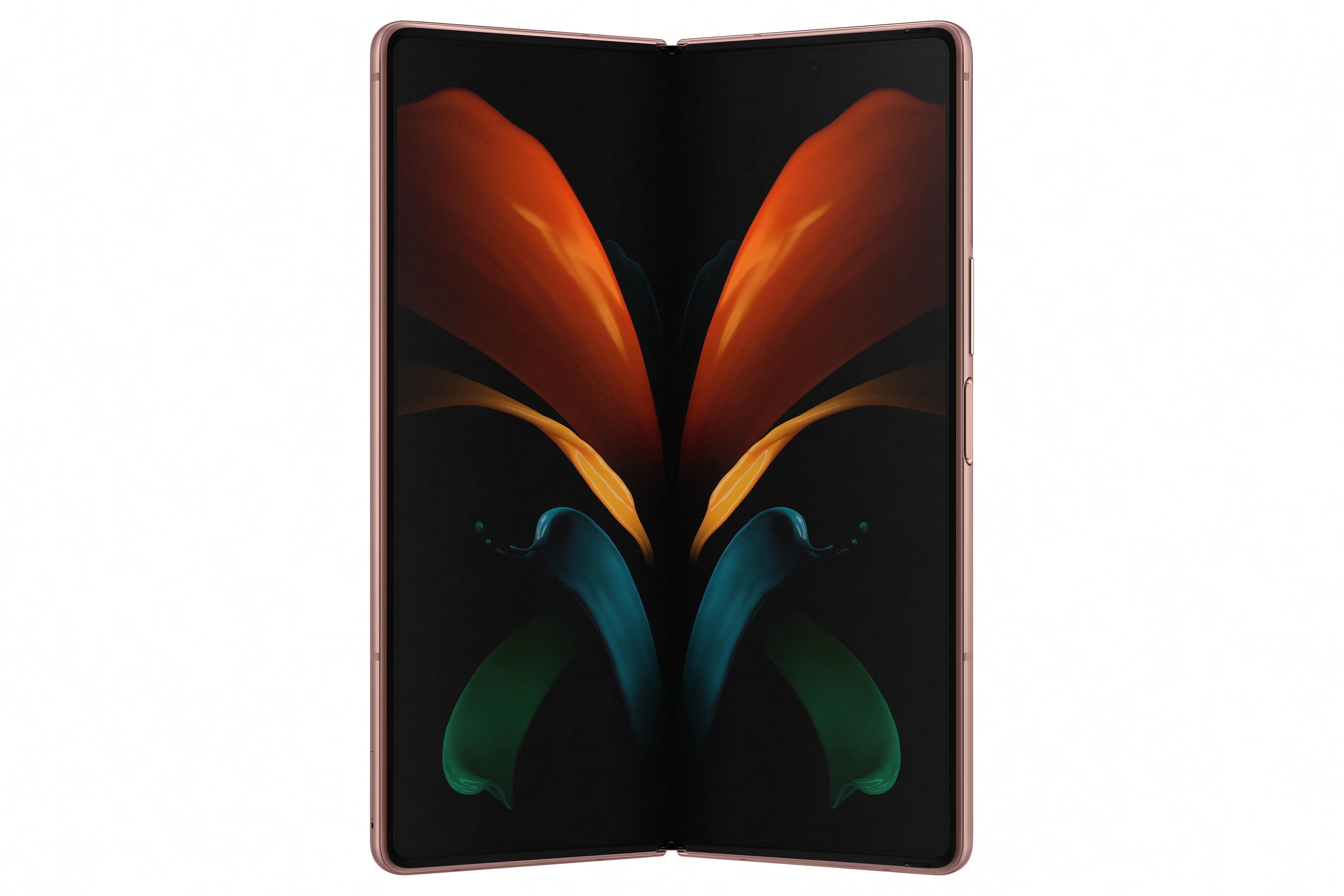 Galaxy Fold 2 - UNPACKED 2020