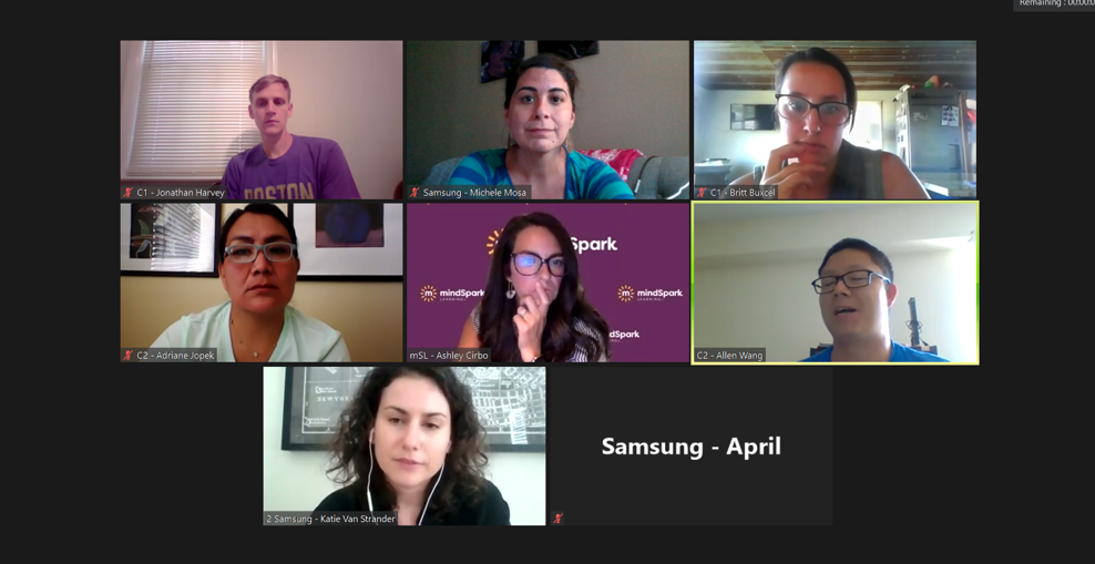 Samsung's Solve for Tomorrow Teacher Academy Brings Educators Together for Powerful Week of Remote Learning