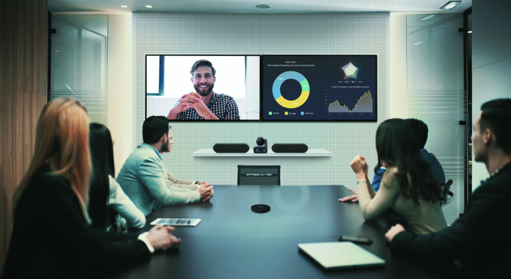 Samsung - Logitech Collaboration Solutions