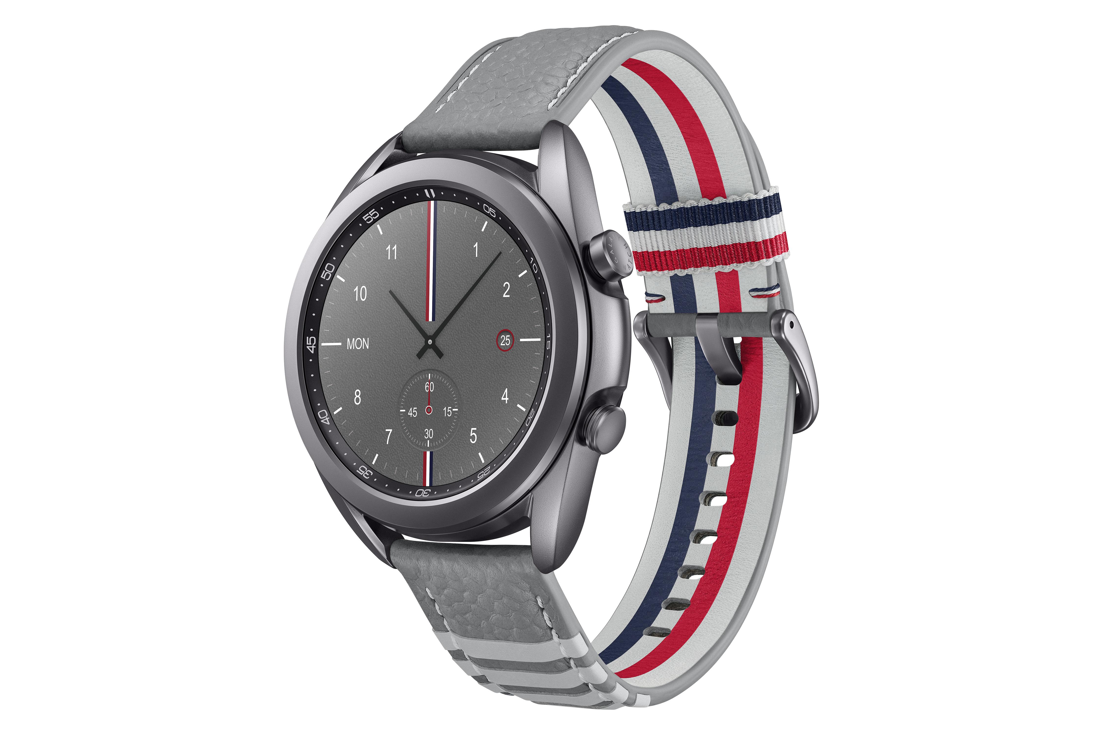Galaxy Watch3 - Thom Browne Edition