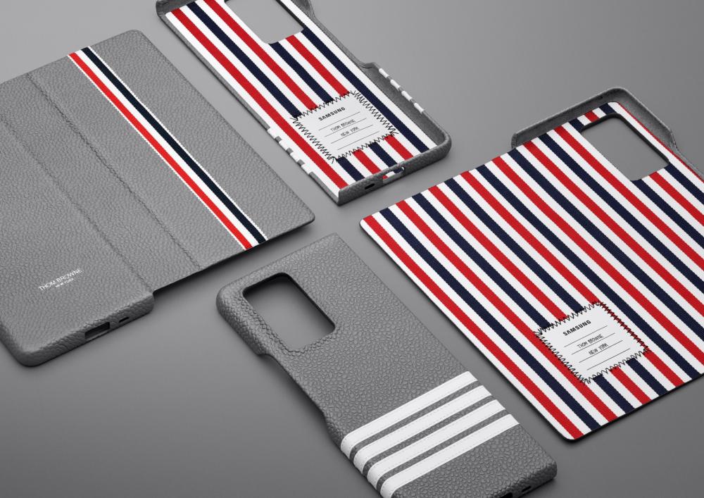 Galaxy Z Fold2 - Thom Browne Edition