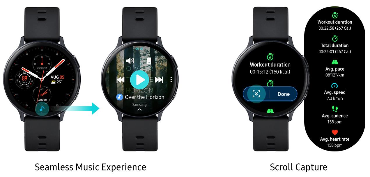 Galaxy Watch Active2 - Software Updates