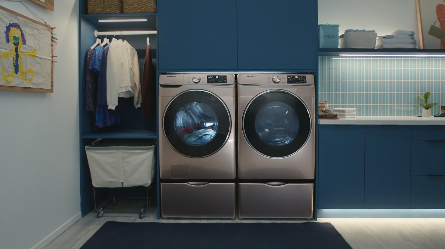 Washer - Dryer - Laundry Home Appliance 2020