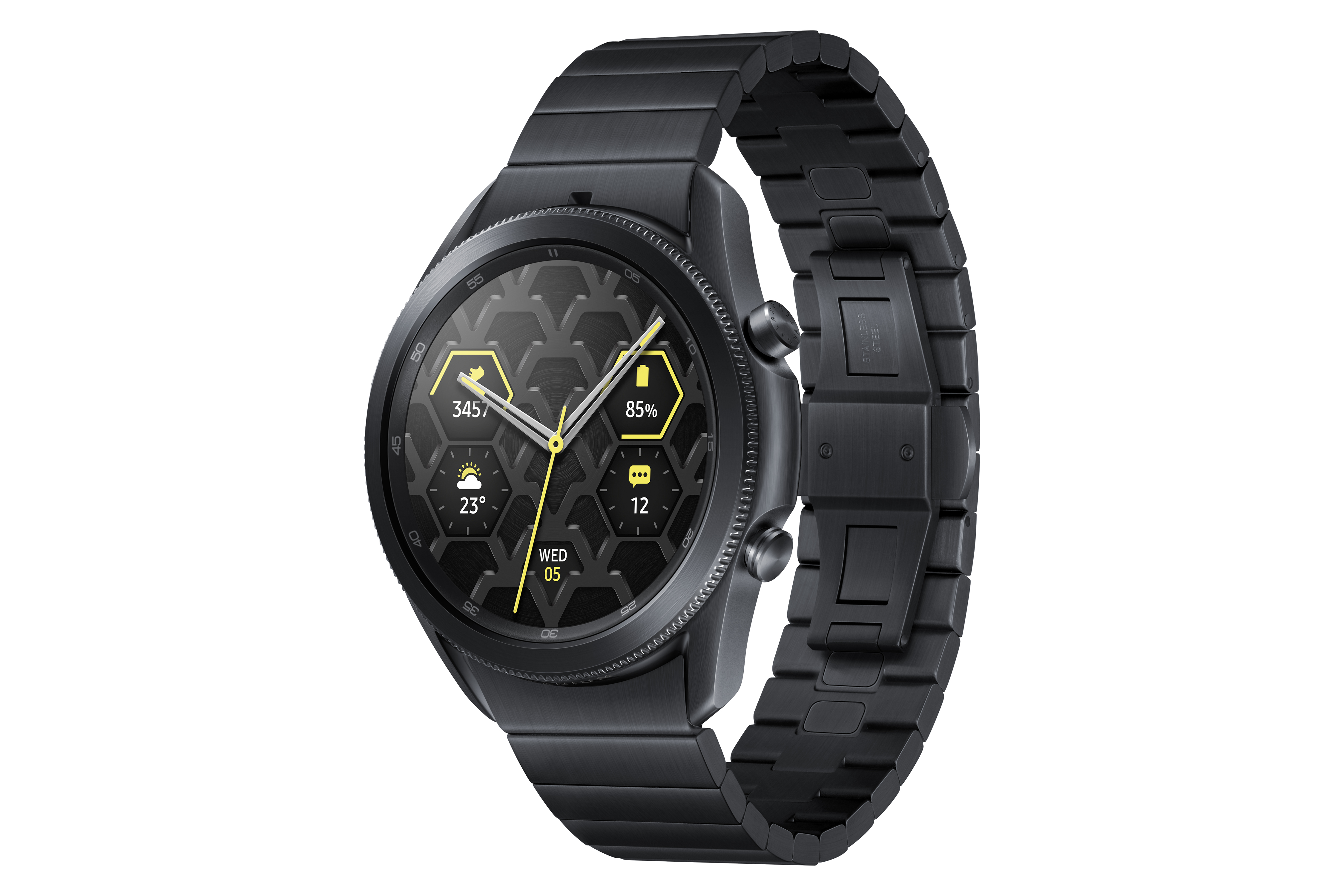 Galaxy Watch3 Titanium 2020