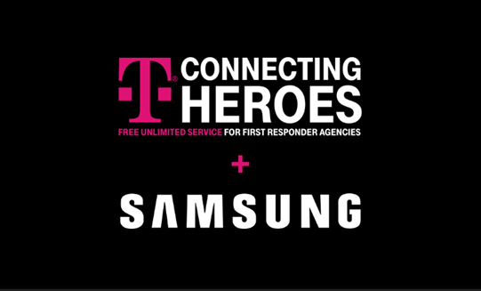 Samsung and T-Mobile Are Teaming Up To Help First Responders
