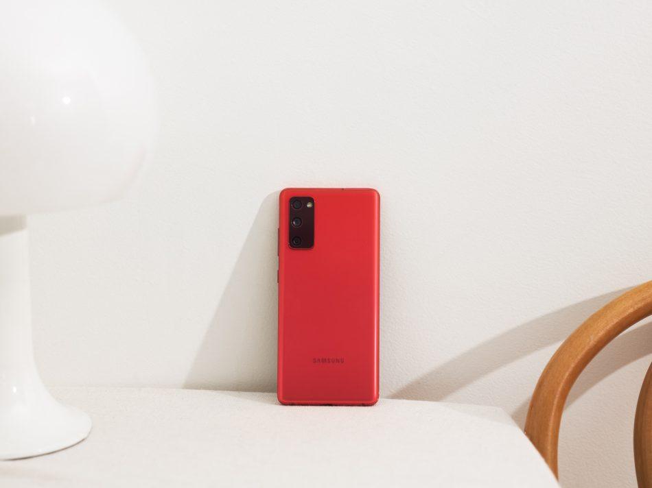 Galaxy S20 FE_Cloud Red