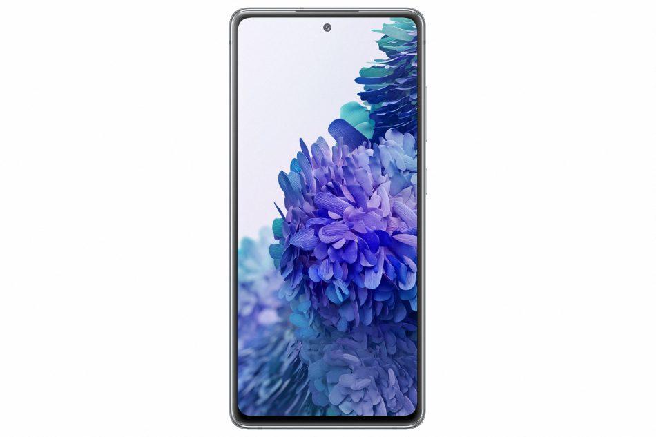 Cloud White Galaxy S20 FE 5G