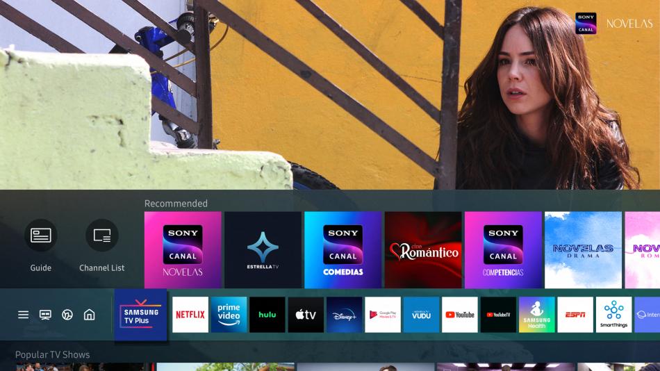 Samsung TV Plus Announces Ten Spanish-Language Channels to Celebrate Hispanic Heritage - Samsung US Newsroom