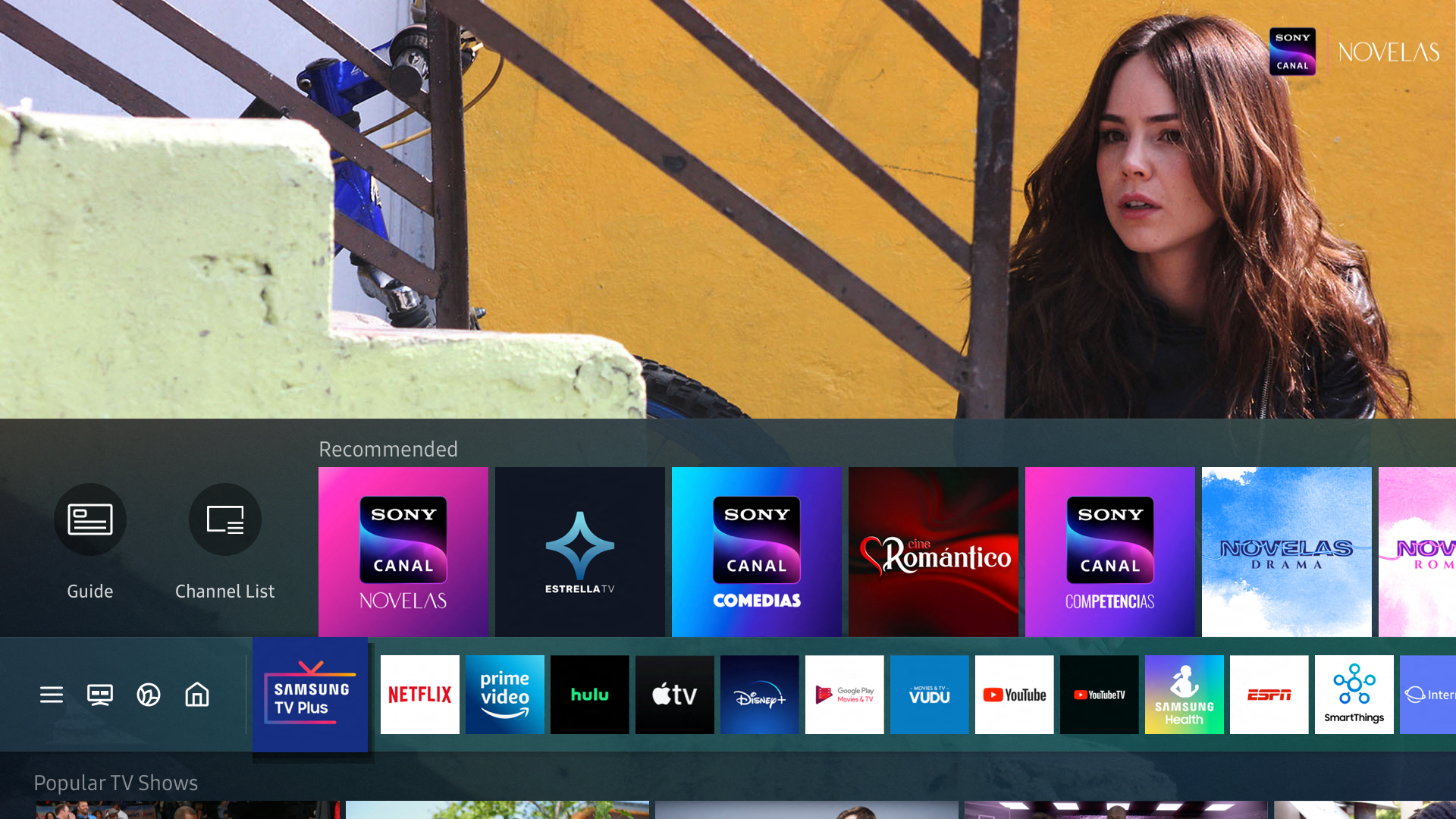 Samsung TV Plus Announces Ten Spanish-Language Channels to Celebrate Hispanic Heritage