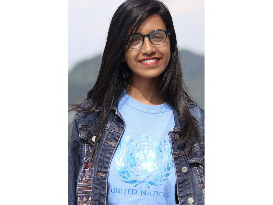 The 2020 Cohort of Generation17 Young Leaders - Shomy Chowdhury