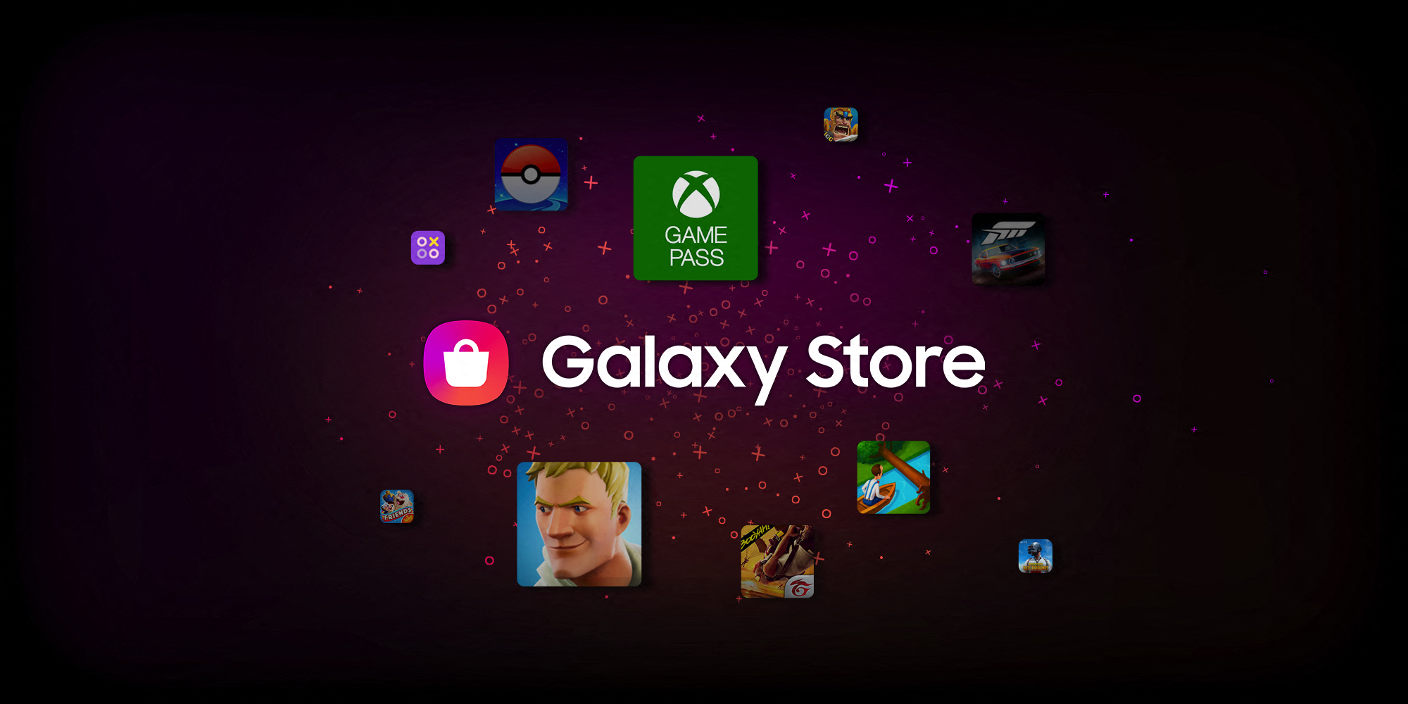 Galaxy Store Goes All-in for Gaming