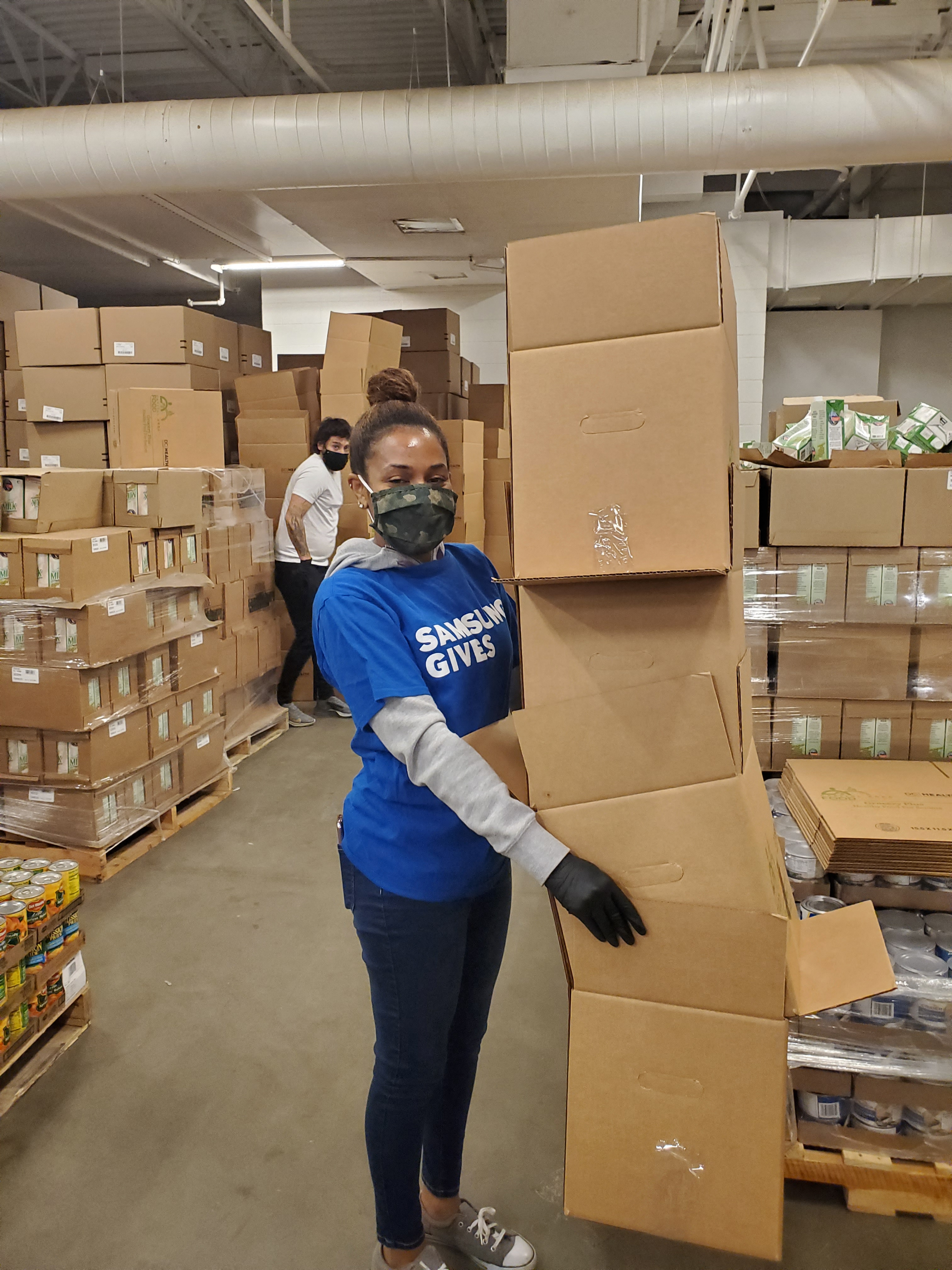 Month of Service - Employees