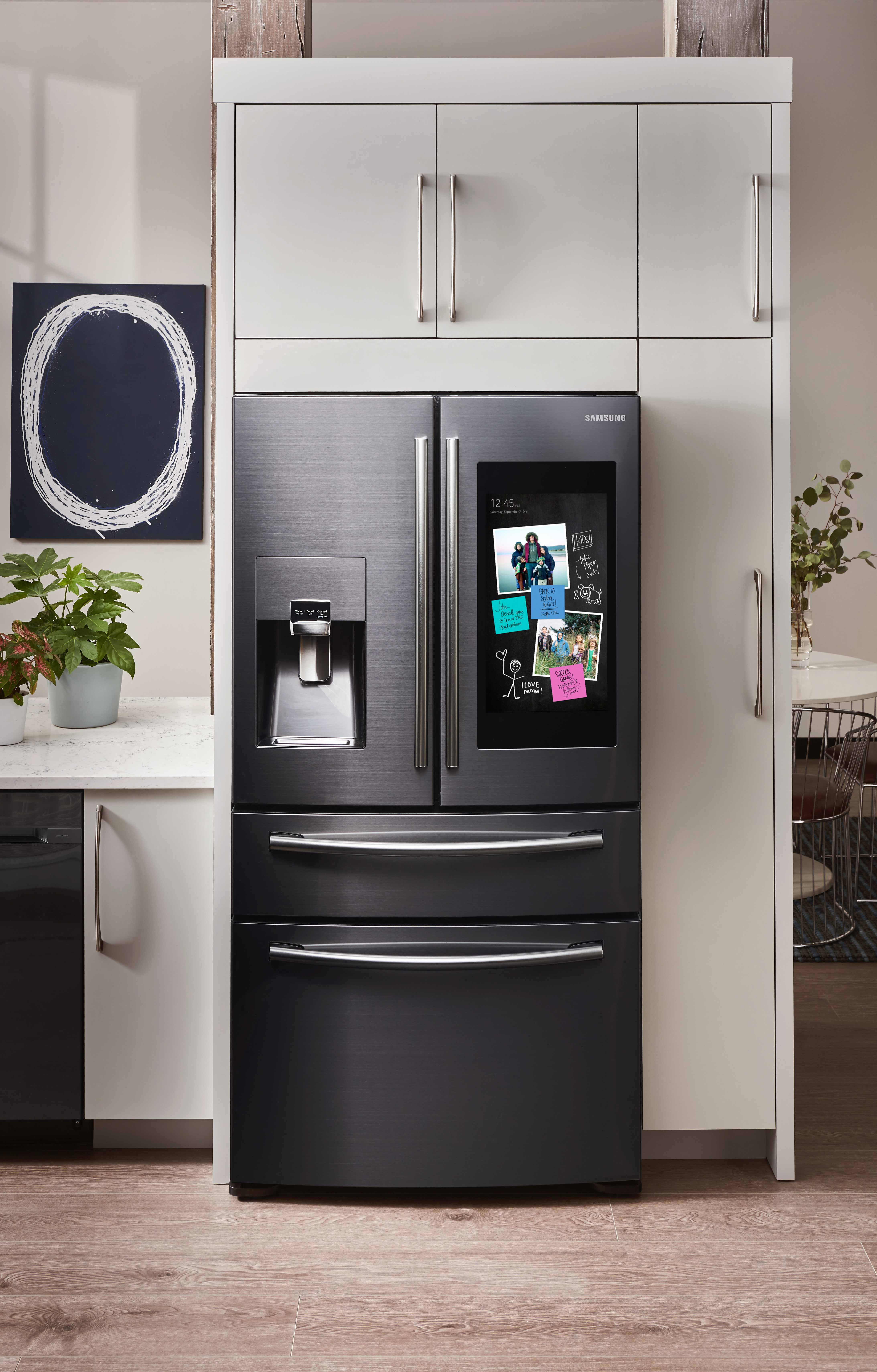 2020 Holiday Gift Guide - Home Appliance - Family Hub