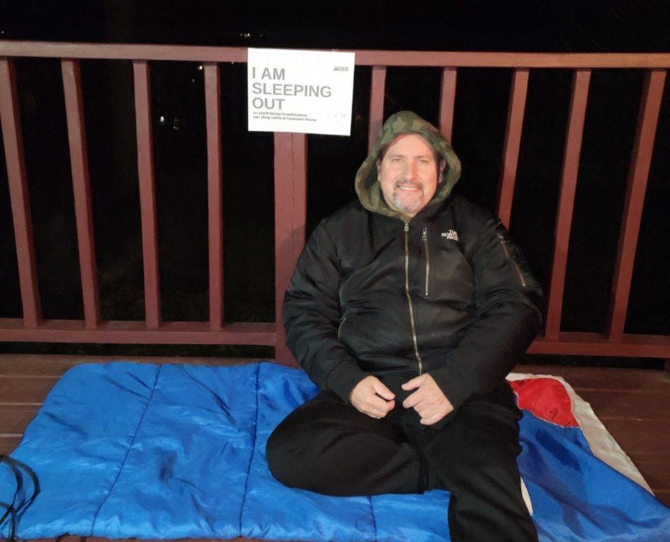 Jim Kiczek-2020 CH Sleepout