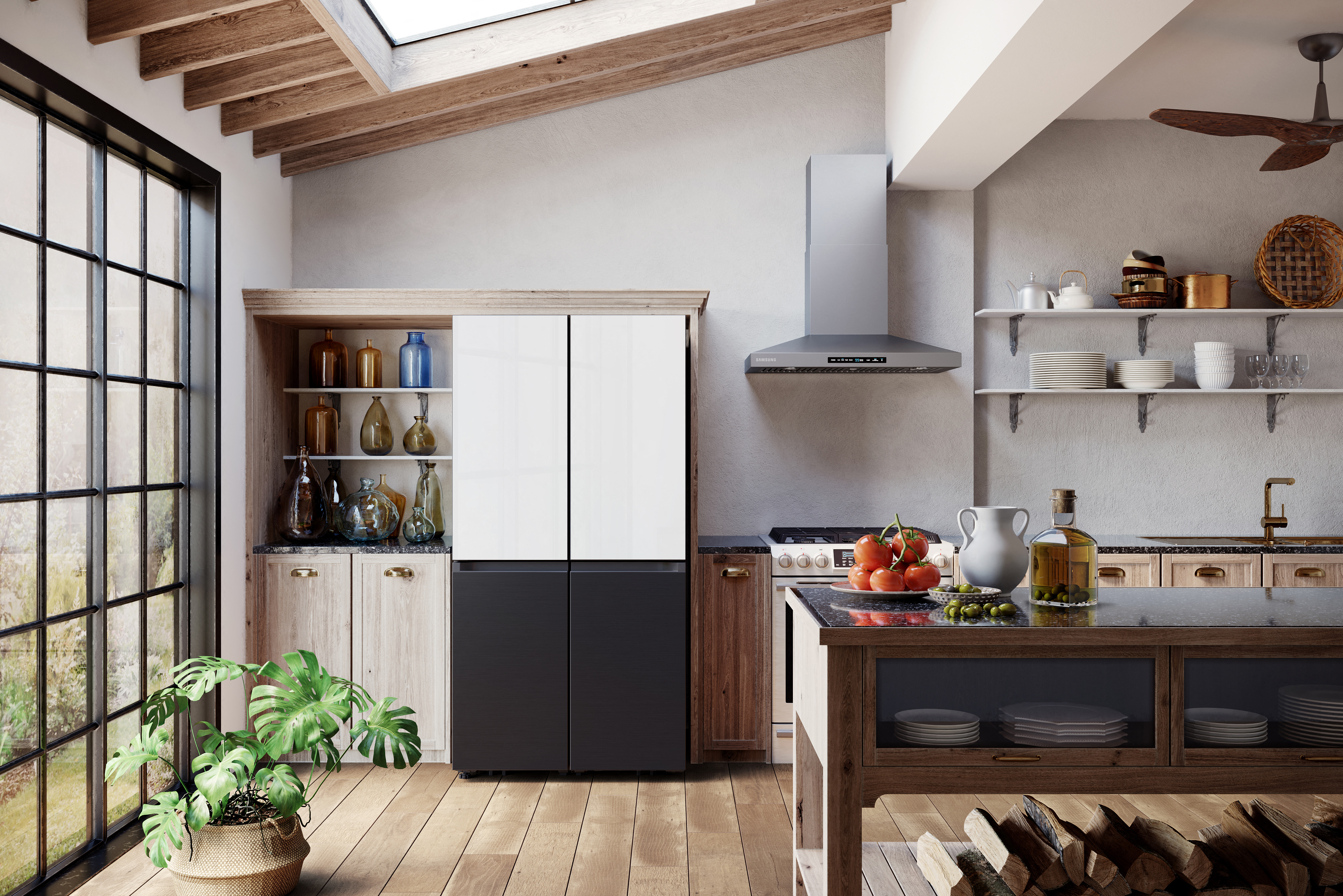 BESPOKE refrigerator