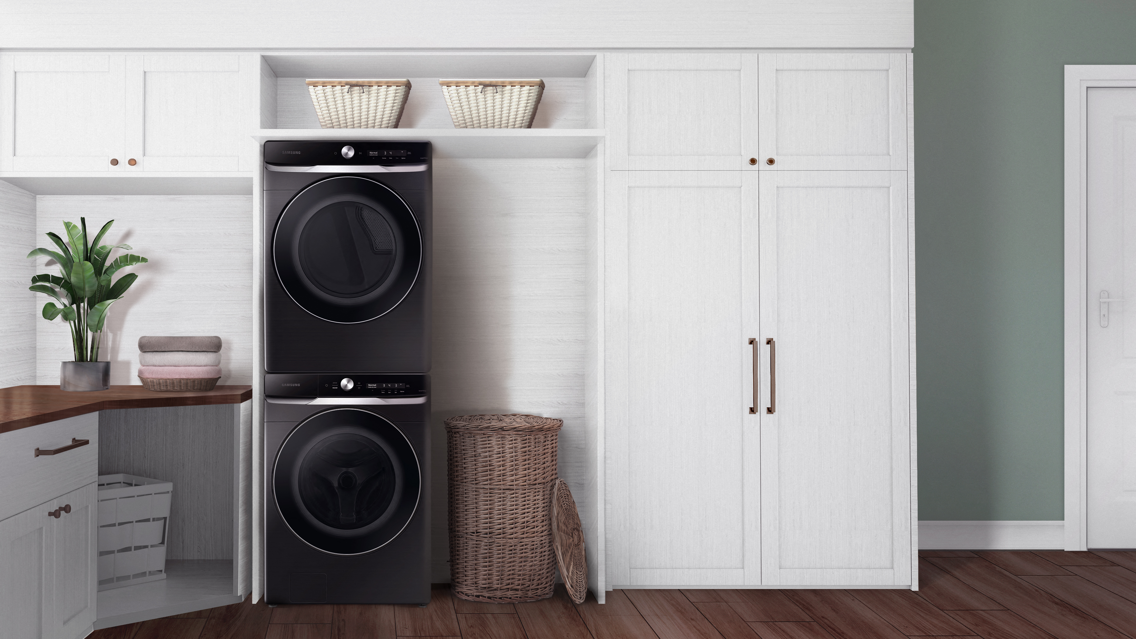 Washer Dryer Pair - CES 2021