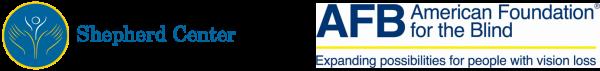 Shepherd Center & AFB Logos
