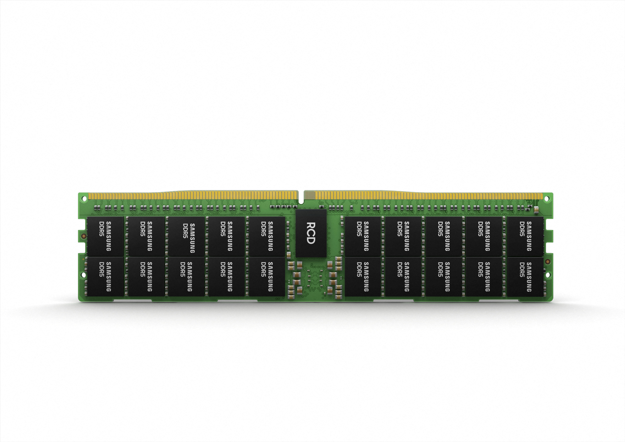 Samsung Develops Industry's First HKMG-Based DDR5 Memory