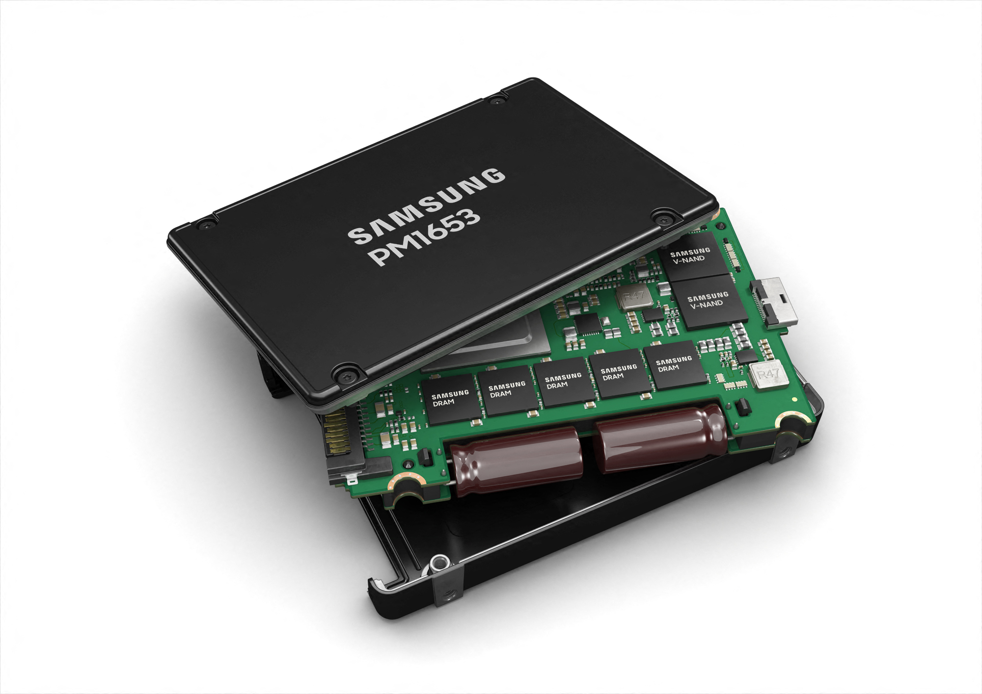 Samsung's 24G SAS (SAS-4) SSD ― the PM1653