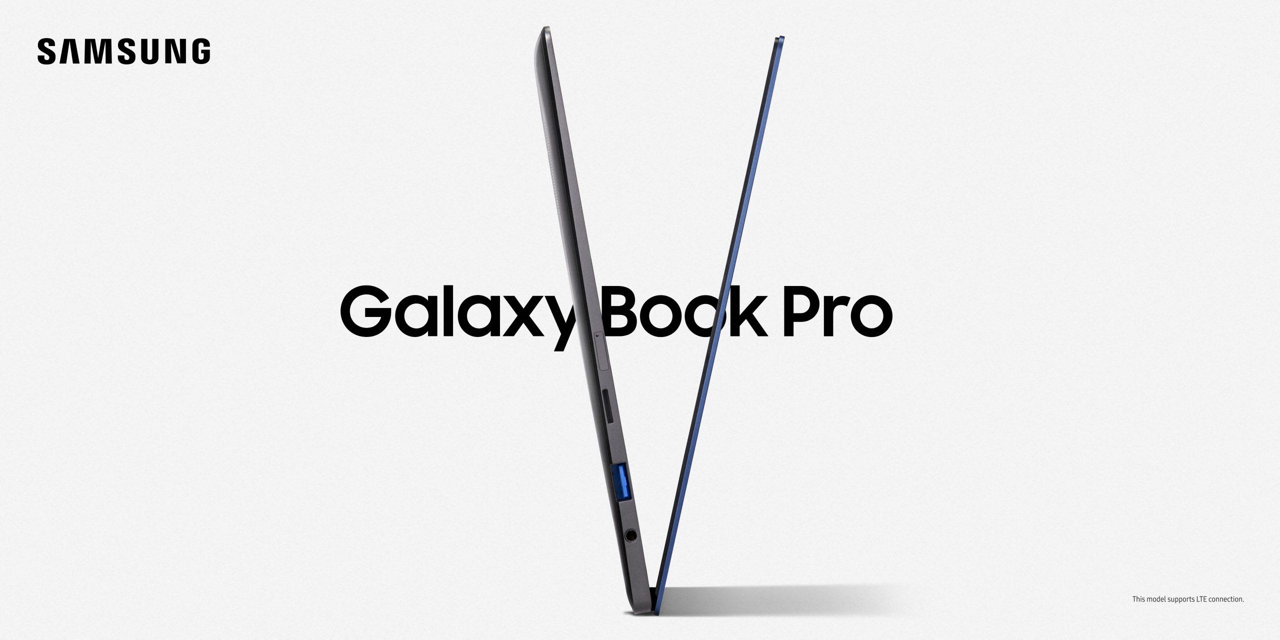 Galaxy Book Pro - Mystic Blue