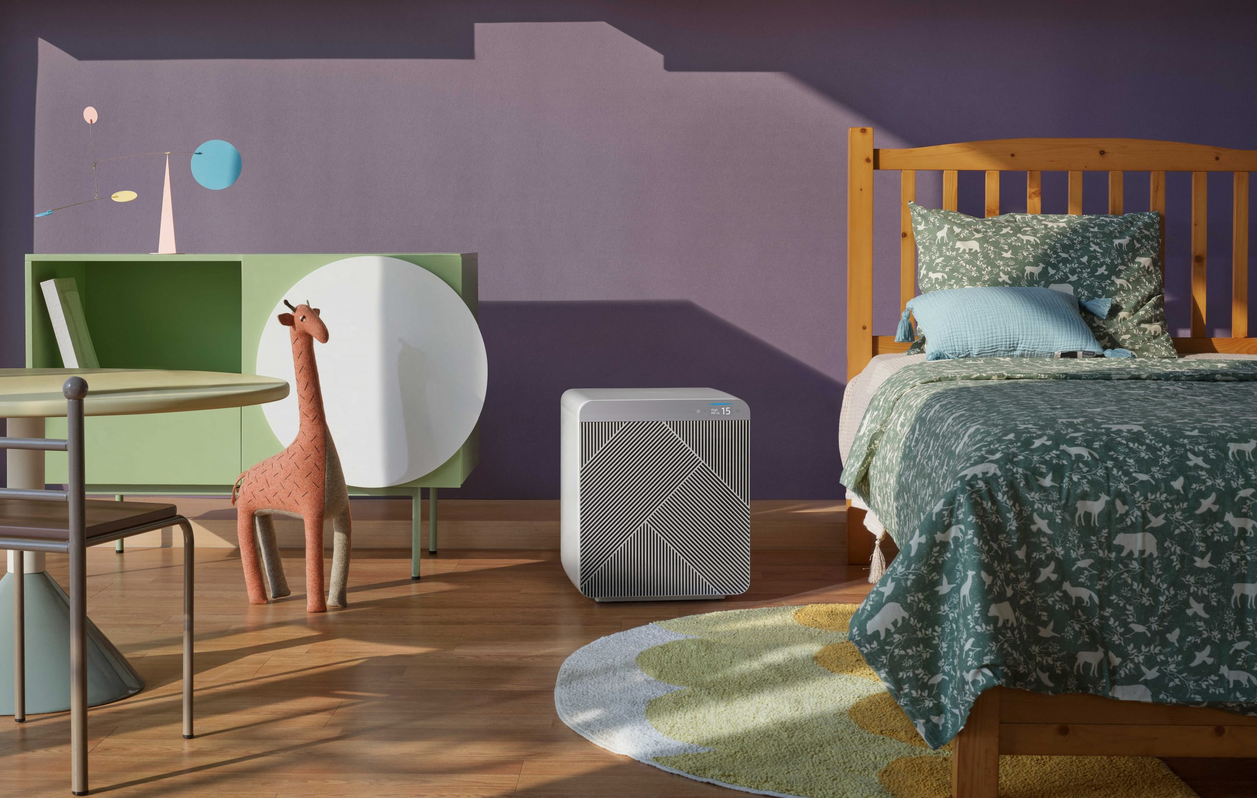 Bespoke Cube Air Purifier