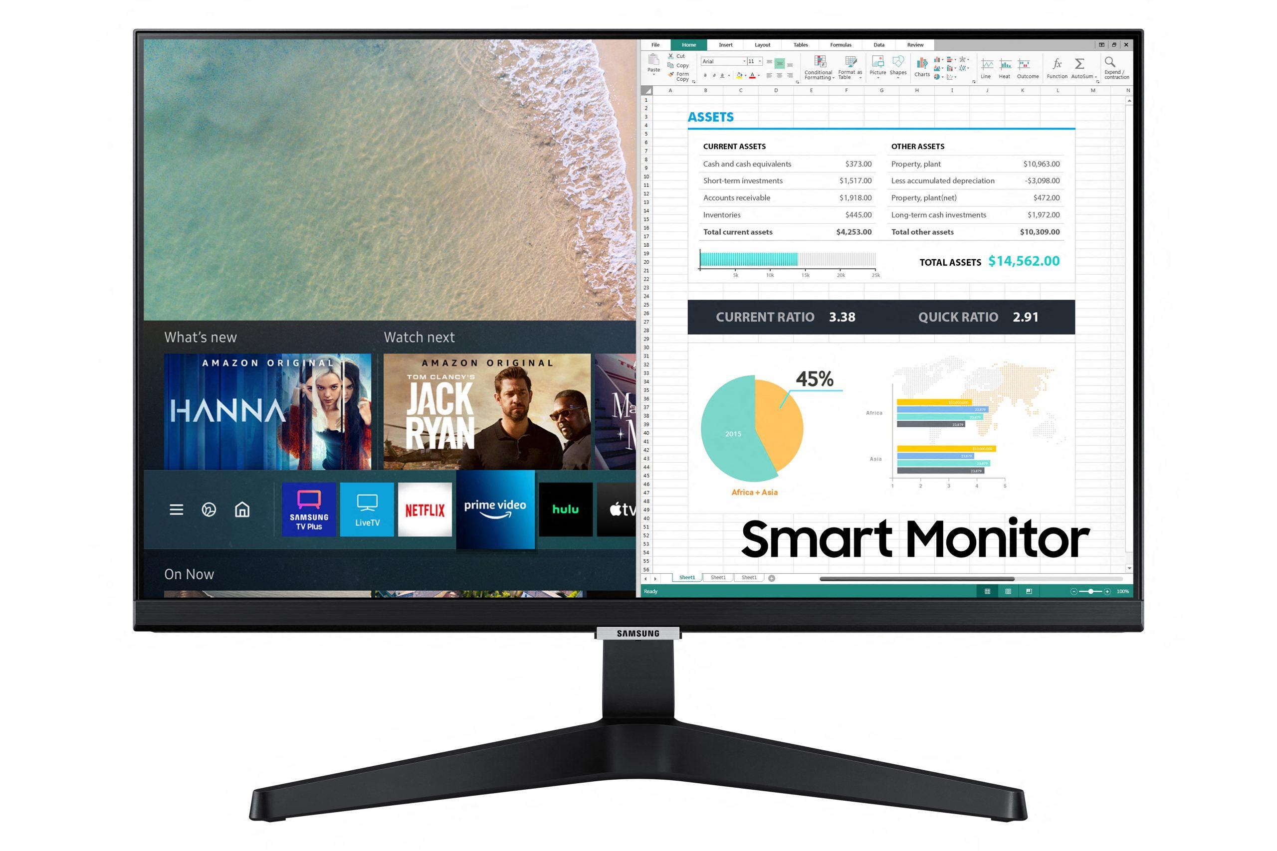 "Samsung Smart Monitor M5 24"""
