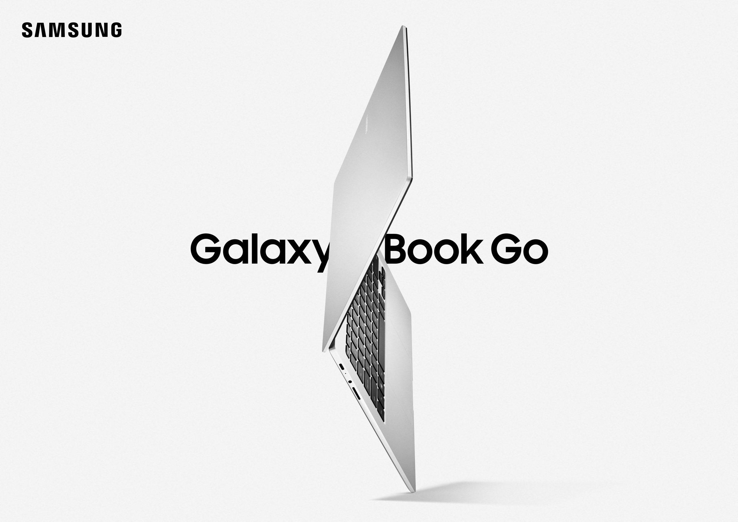 Galaxy Book Go