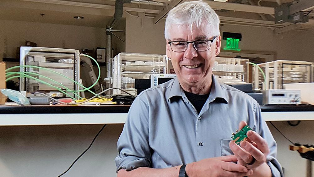 Professor Mark Rodwell, University of California, Santa Barbara (UCSB)