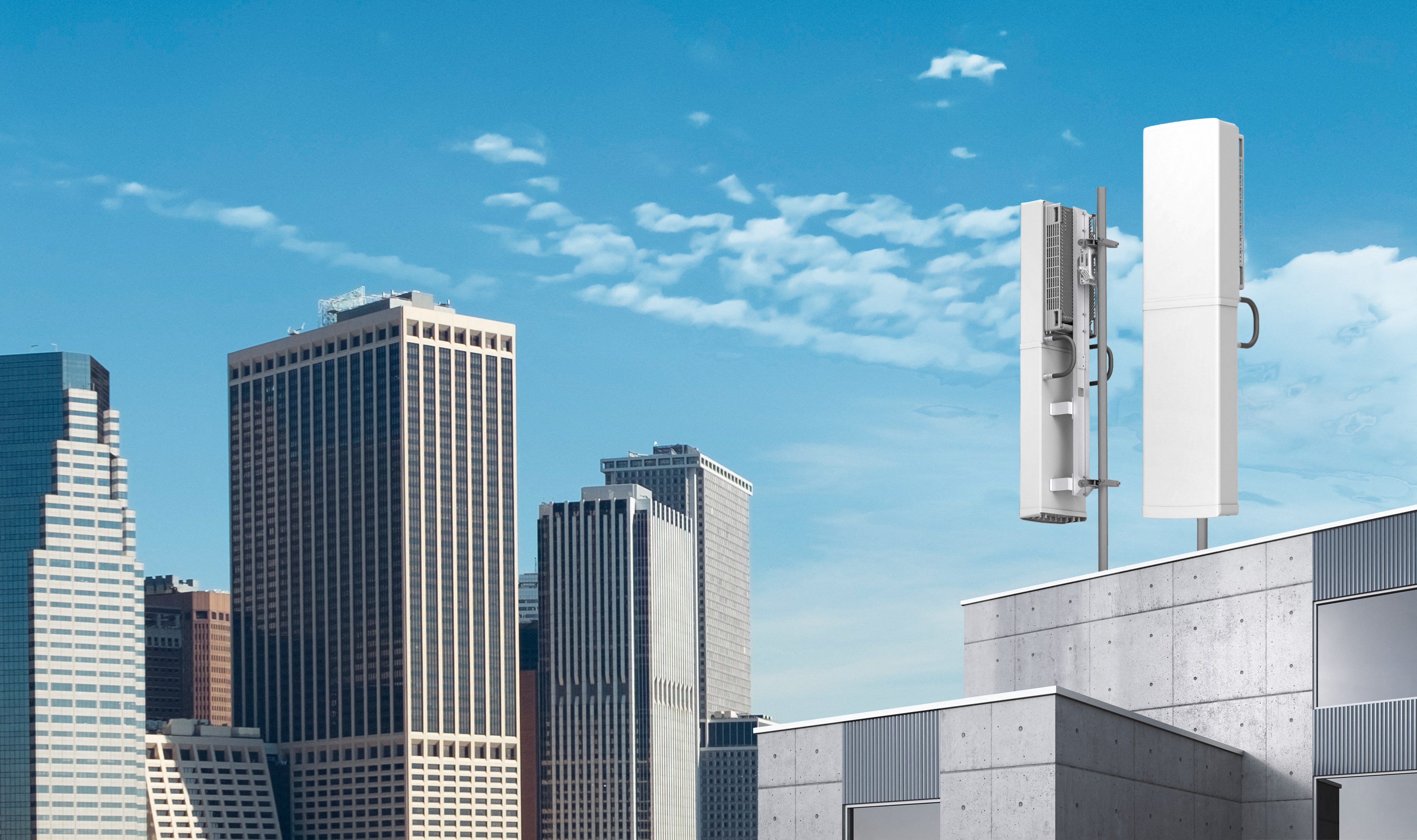 Samsung Introduces New 5G Radio with Integrated Antennas