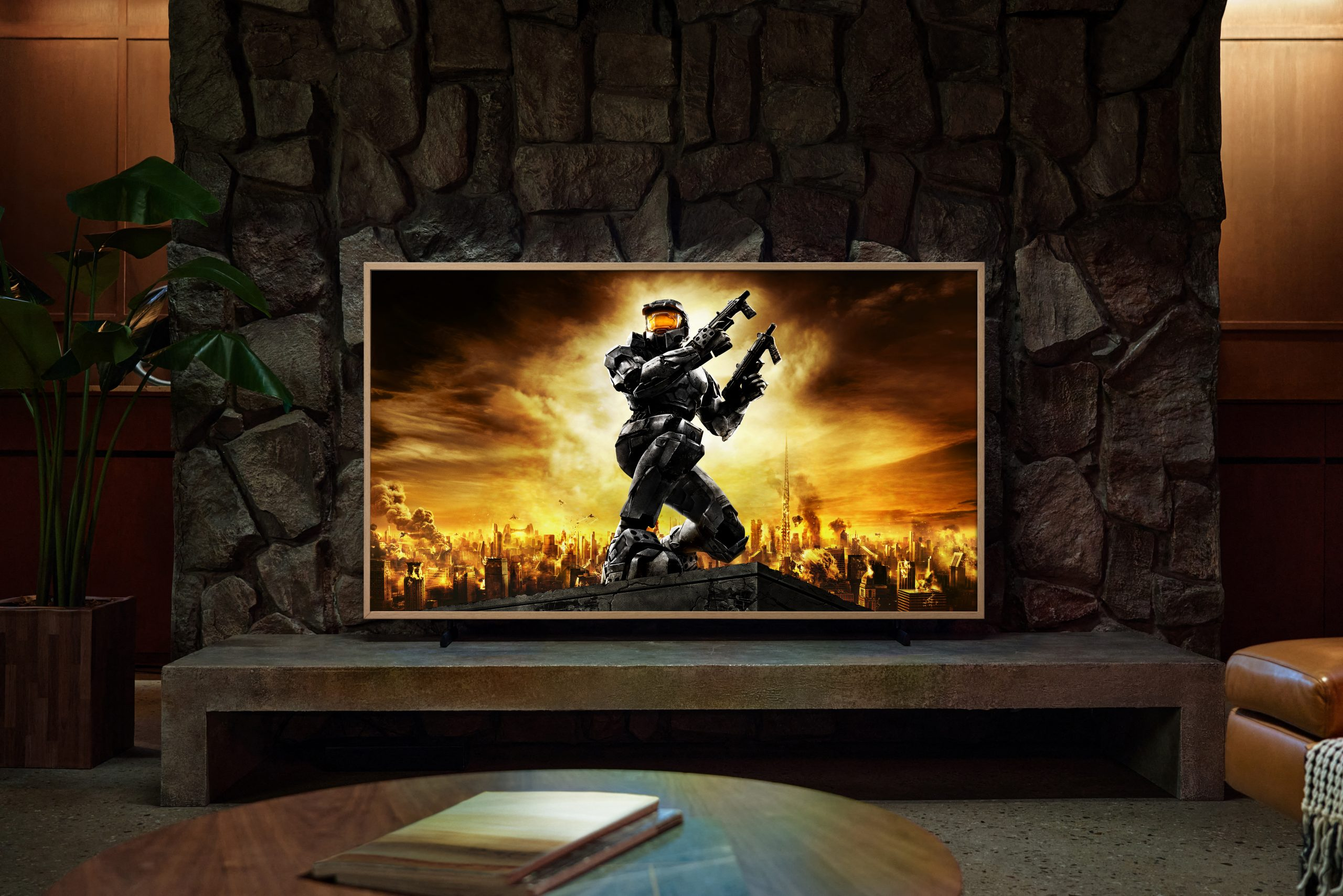 """Samsung and Xbox to introduce """"Xbox Through The Years"""" to the Frame—a new collection of iconic gaming artwork available exclusively on The Frame Art Store"""