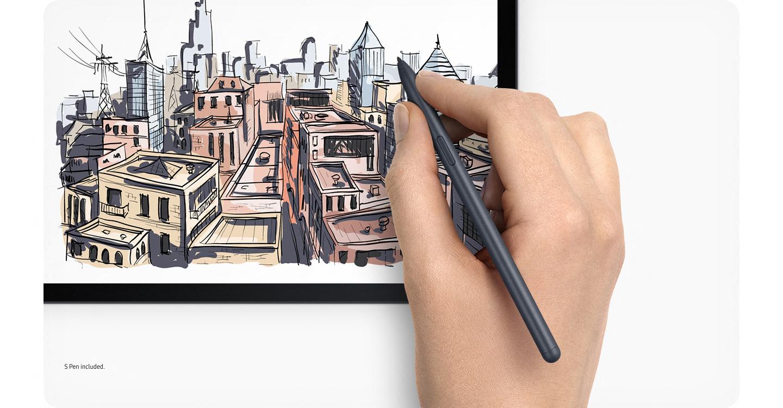 Samsung Galaxy Tab S7 FE 平板现已开卖,售 RM1899 ,同时附上 S-Pen 手写笔 6