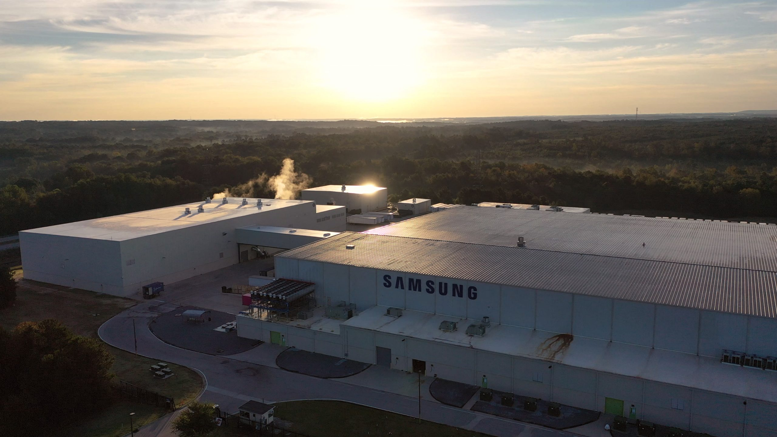 Samsung Home Appliances Manufacturing Facility (SEHA)