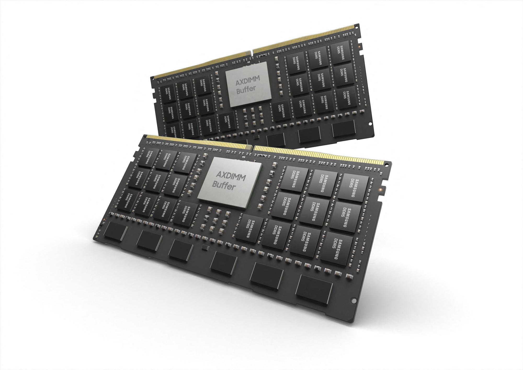 Acceleration DIMM (AXDIMM)