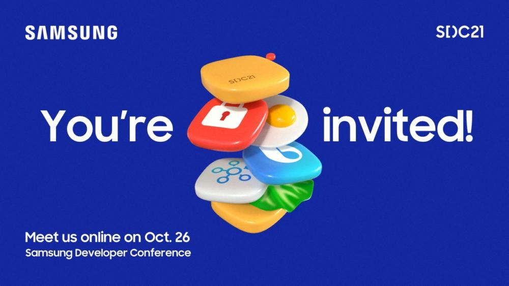 Samsung Developer Conference 2021 Will Showcase Company's Platform & Ecosystem Strategies